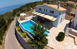 pantheon villas kathisma beach lefkada 1