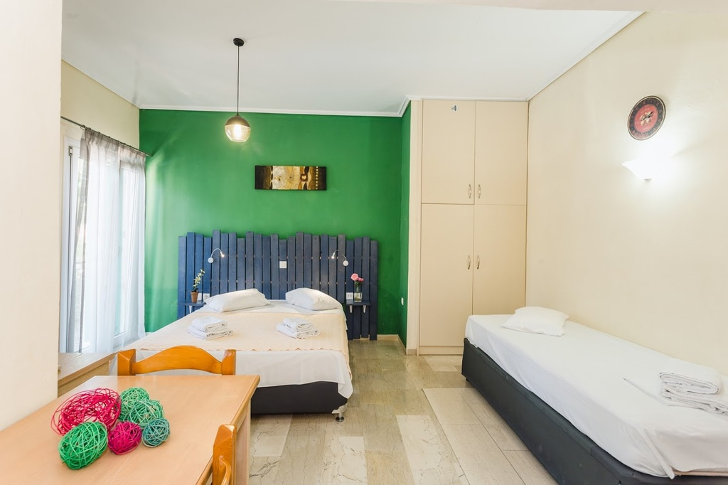 ionian paradise studios and apartments nidri lefkada 3 bed studio 6