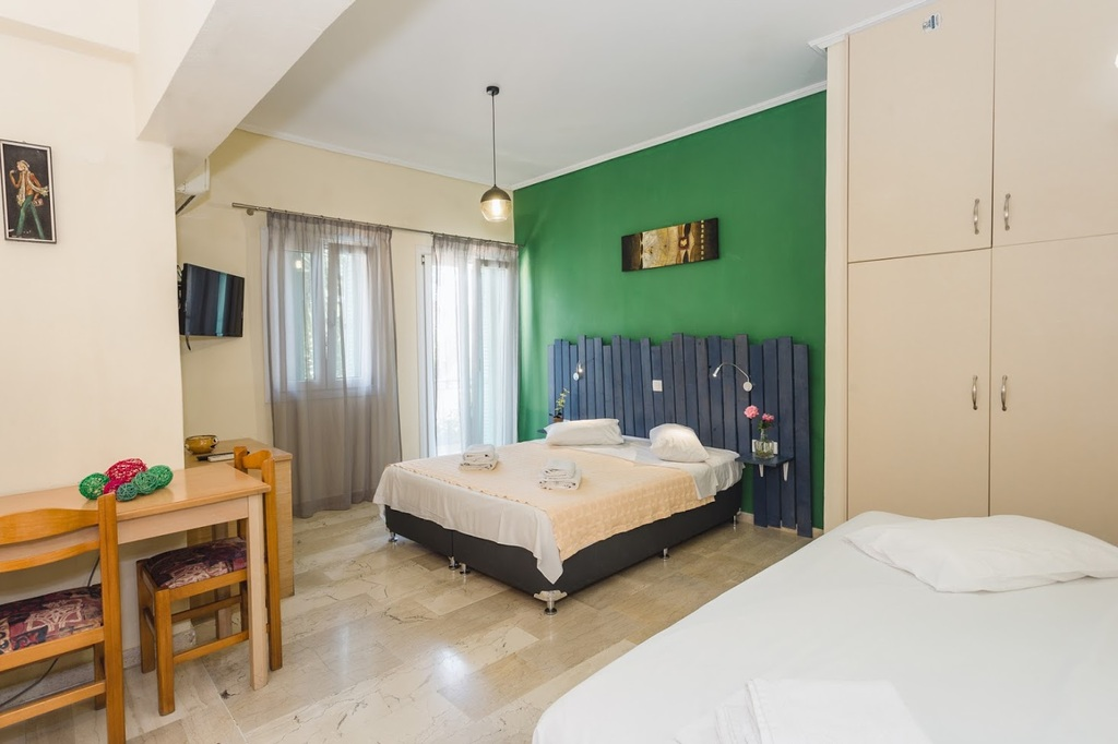 ionian paradise studios and apartments nidri lefkada 3 bed studio 7