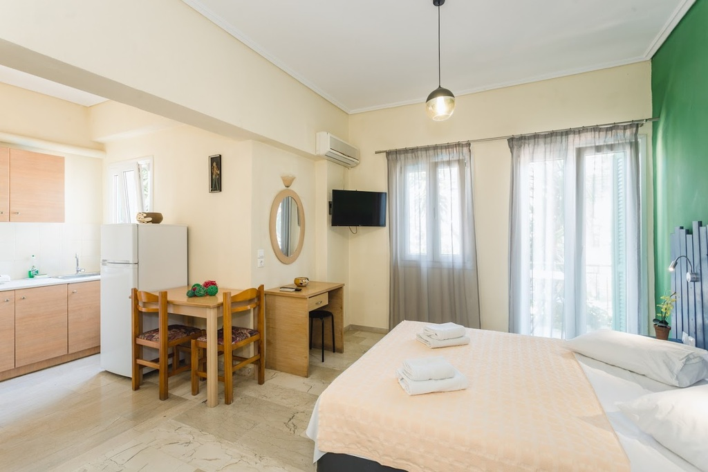 ionian paradise studios and apartments nidri lefkada 3 bed studio 8