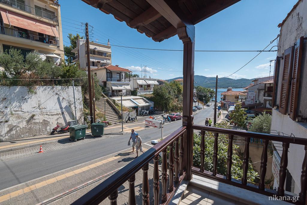 Недвижимость в Неос Мармарас на побережье недорого