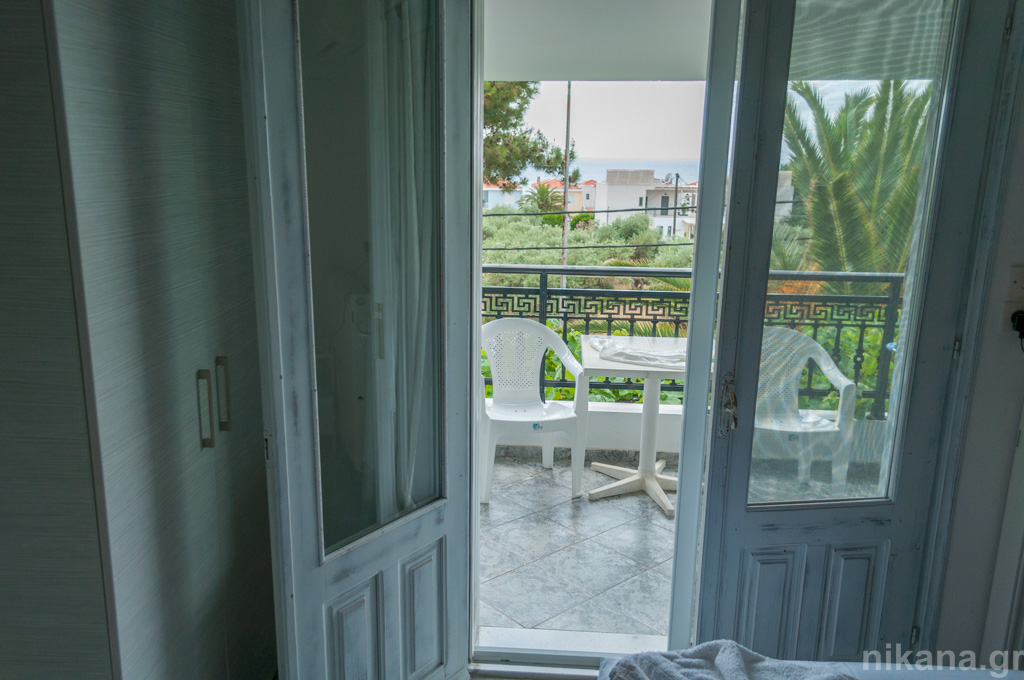 franceska villa potos thassos 2 bed studio #7  (9)