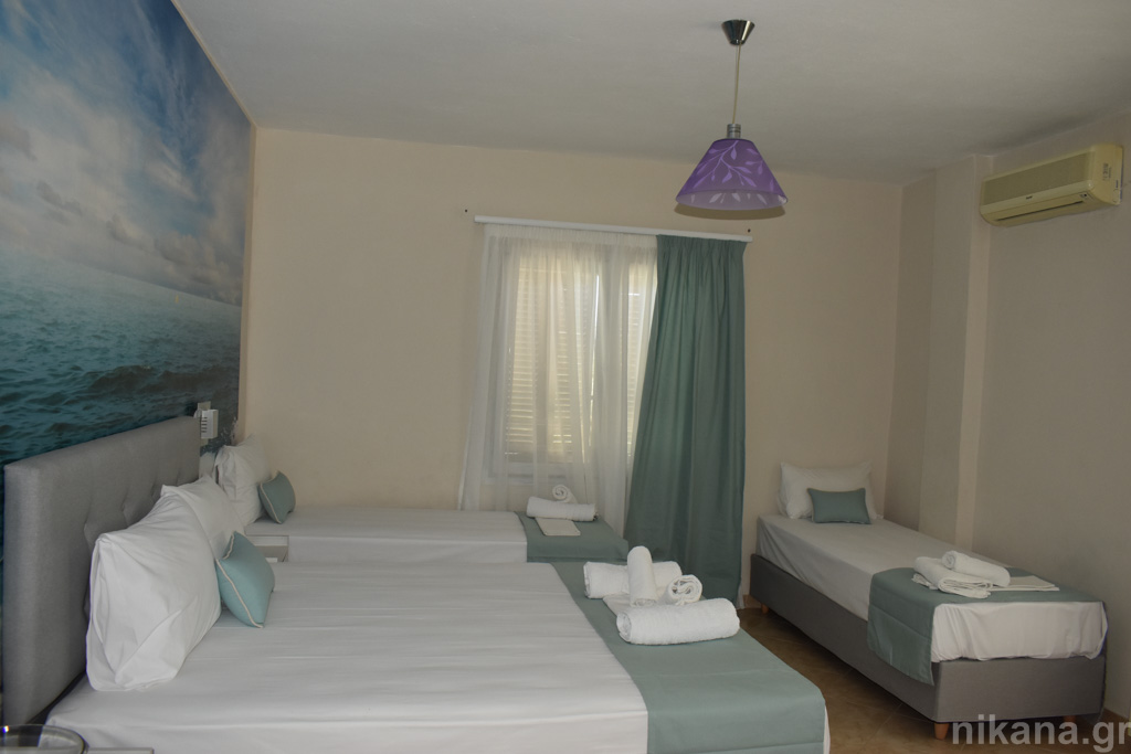 franceska villa potos thassos 4 bed studio #4  (1)