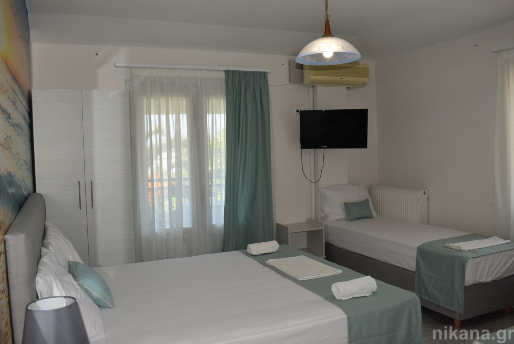 franceska villa potos thassos 4 bed studio #6  (8)