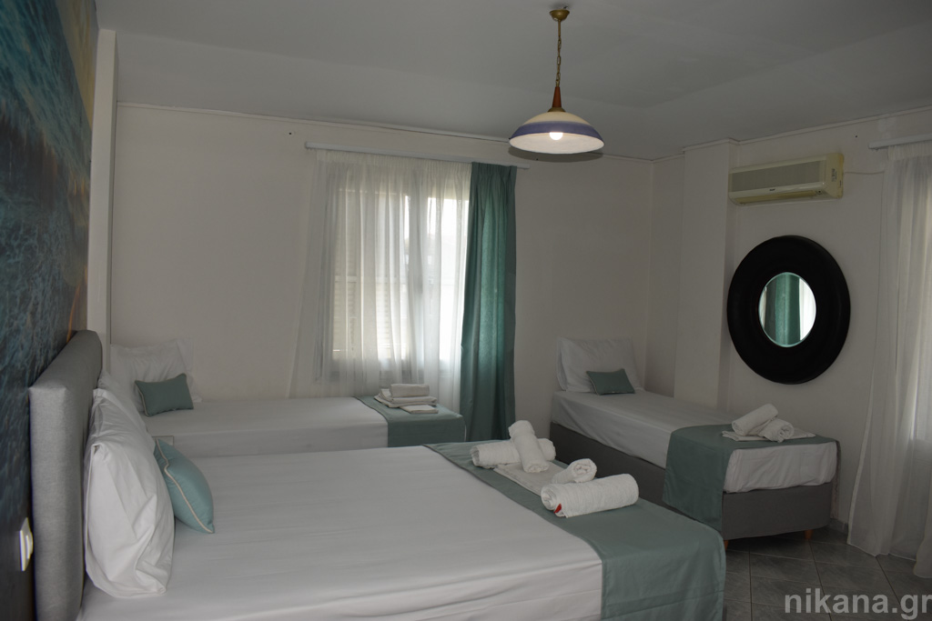 franceska villa potos thassos 4 bed studio #9  (1)