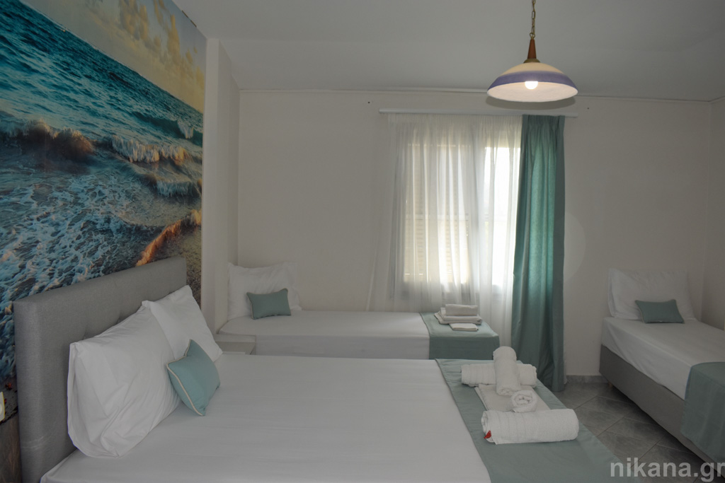 franceska villa potos thassos 4 bed studio #9  (2)