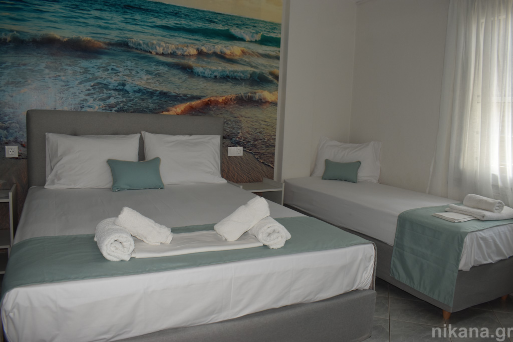 franceska villa potos thassos 4 bed studio #9  (3)
