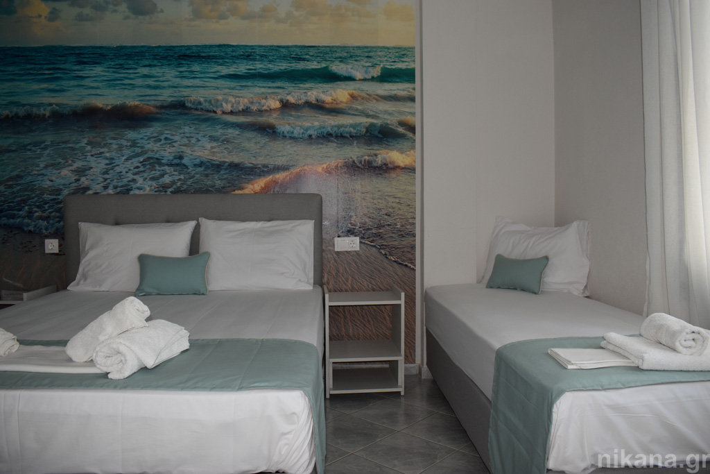 franceska villa potos thassos 4 bed studio #9  (4)