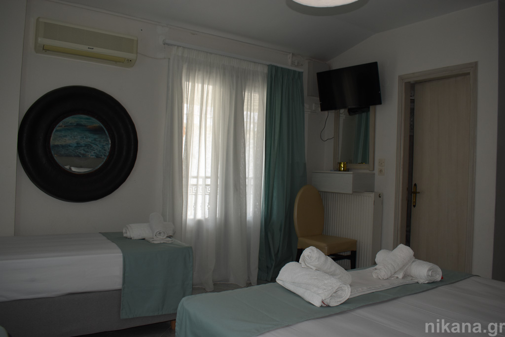 franceska villa potos thassos 4 bed studio #9  (5)