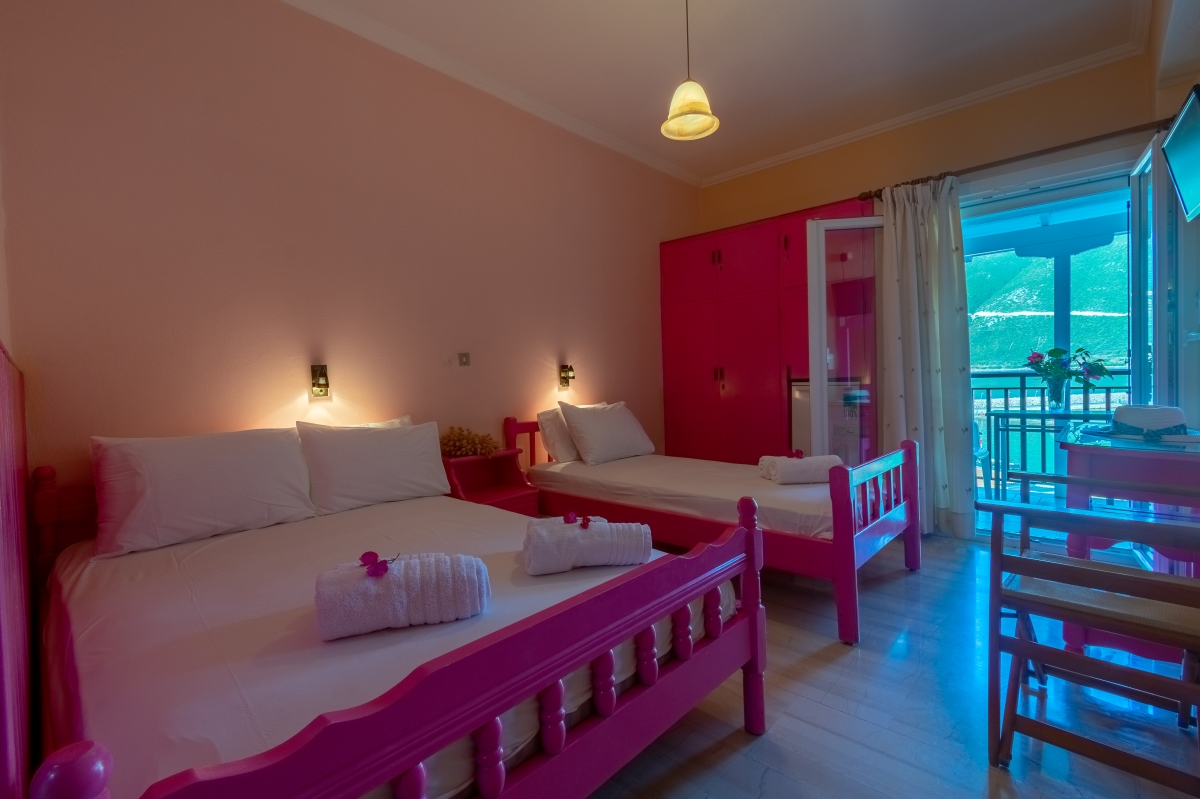 holidays pension vasiliki lefkada 13a