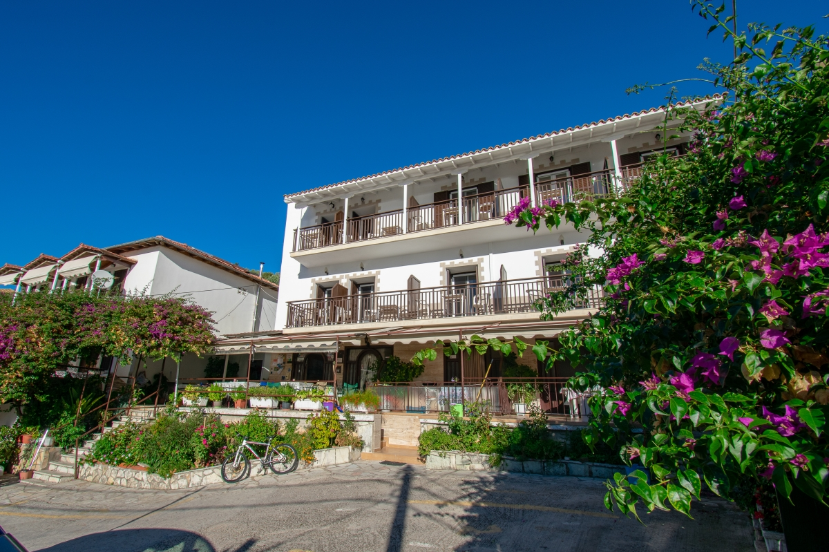 holidays pension vasiliki lefkada 1a