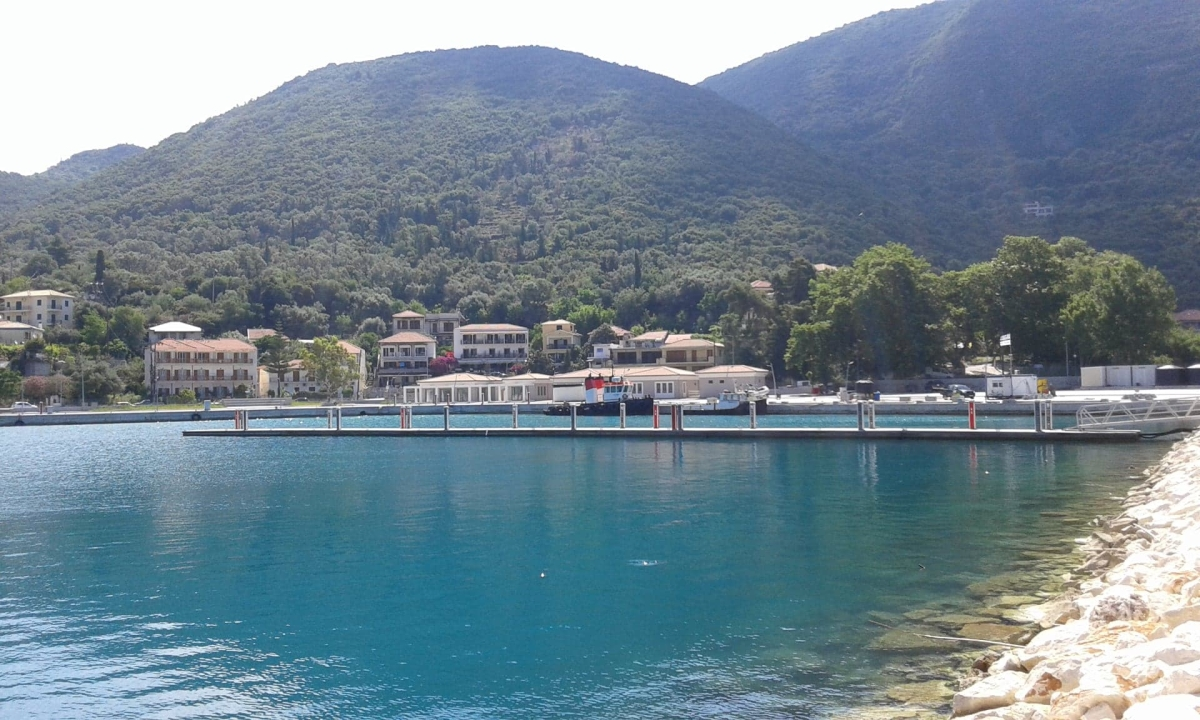 holidays pension vasiliki lefkada 2a