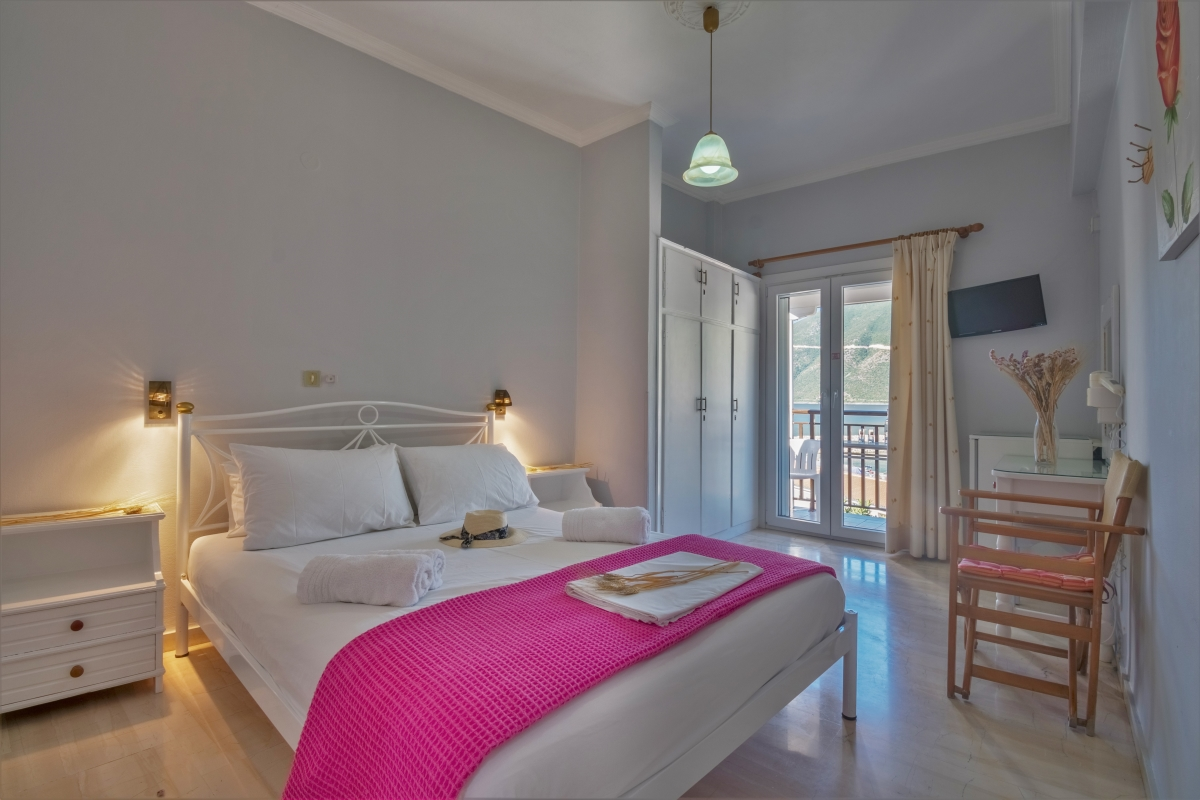holidays pension vasiliki lefkada 5a