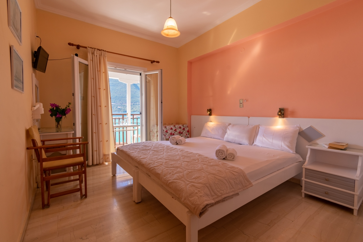 holidays pension vasiliki lefkada 6a