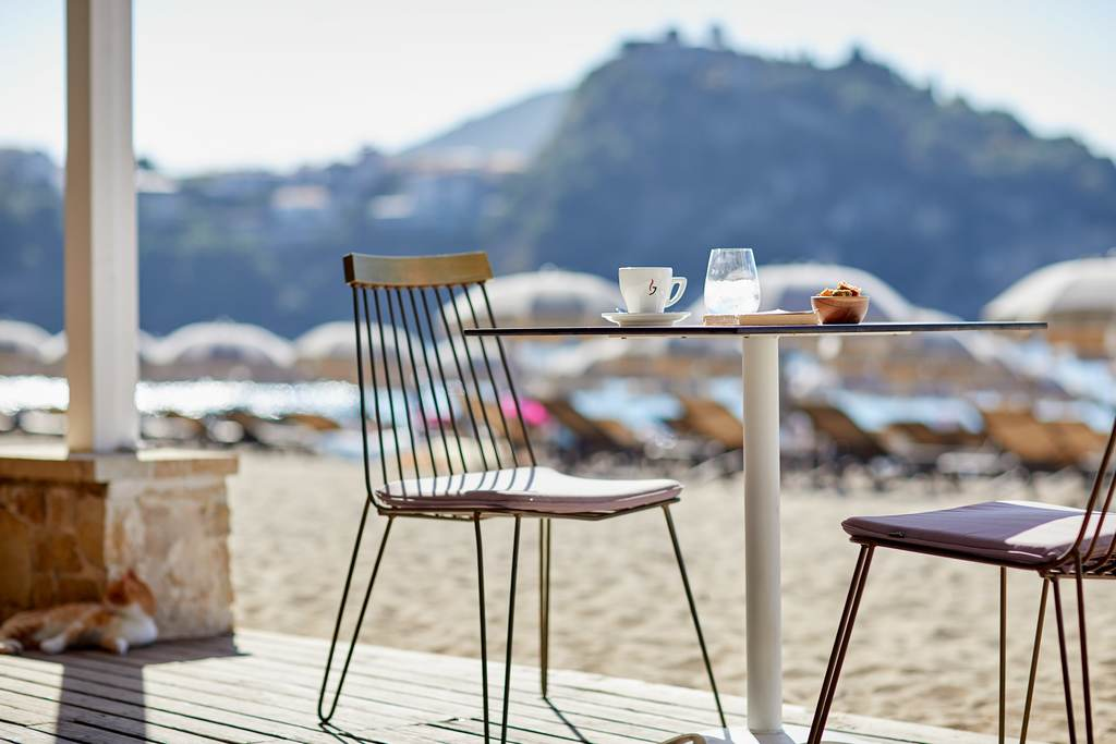 parga beach resort parga epirus ammos beach bar