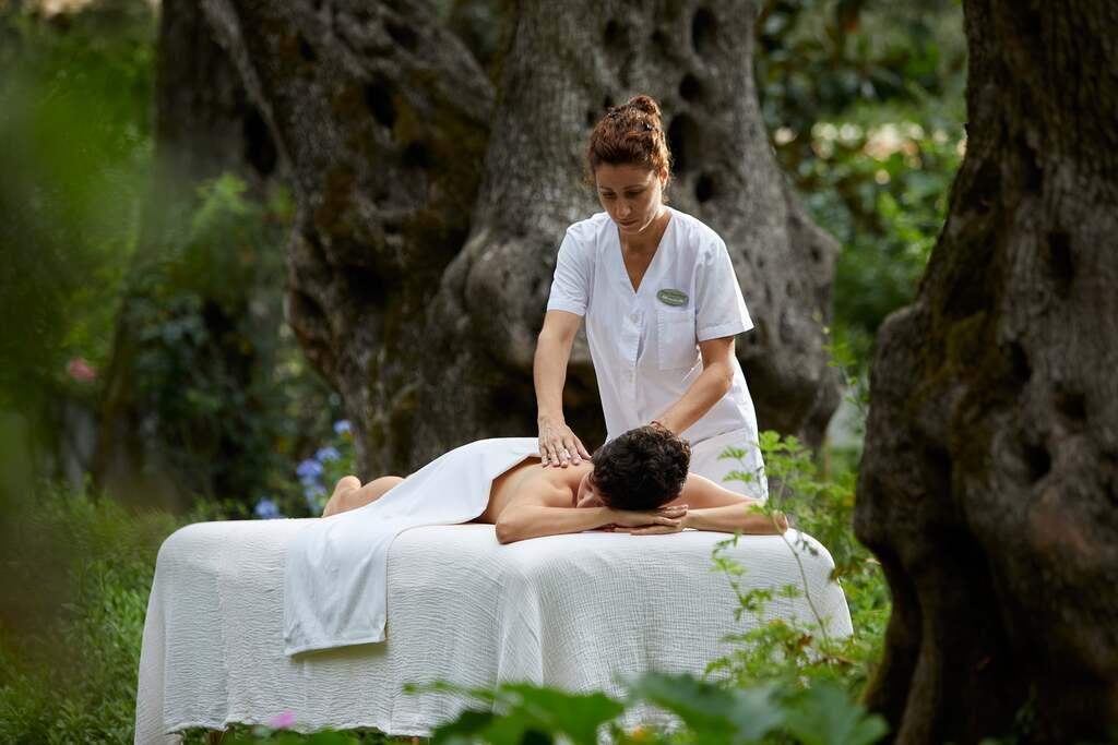 parga beach resort parga epirus massage