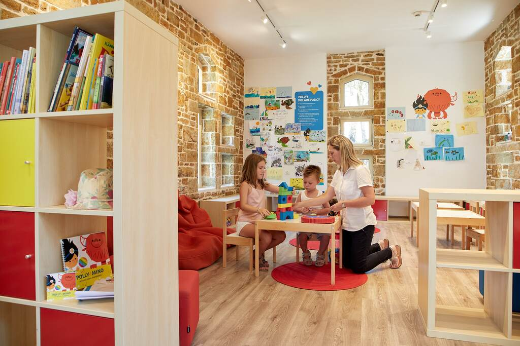 parga beach resort parga epirus playroom
