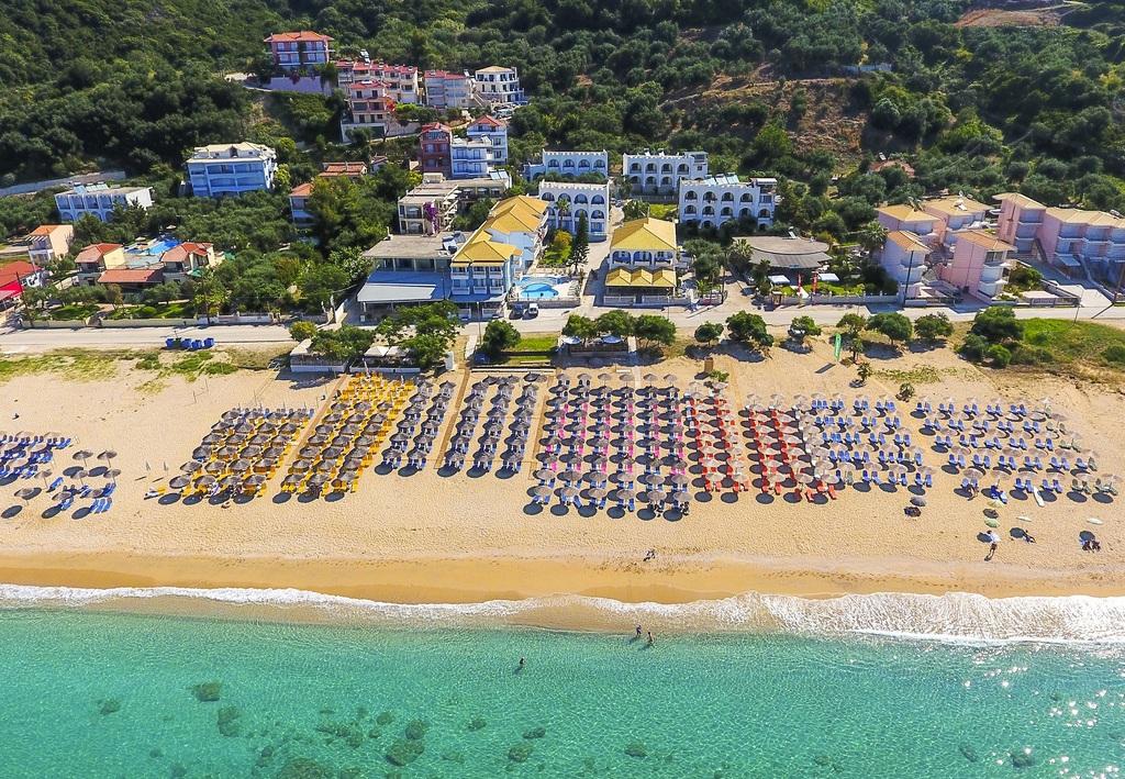 Vrachos Beach Hotel - Vrahos | Epirus accommodation | Nikana.gr