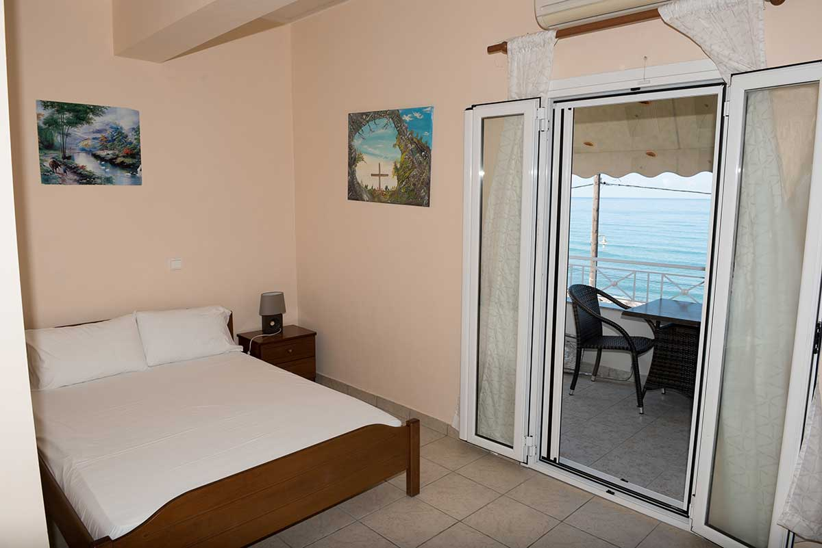 nireus rooms vrachos beach epirus 11