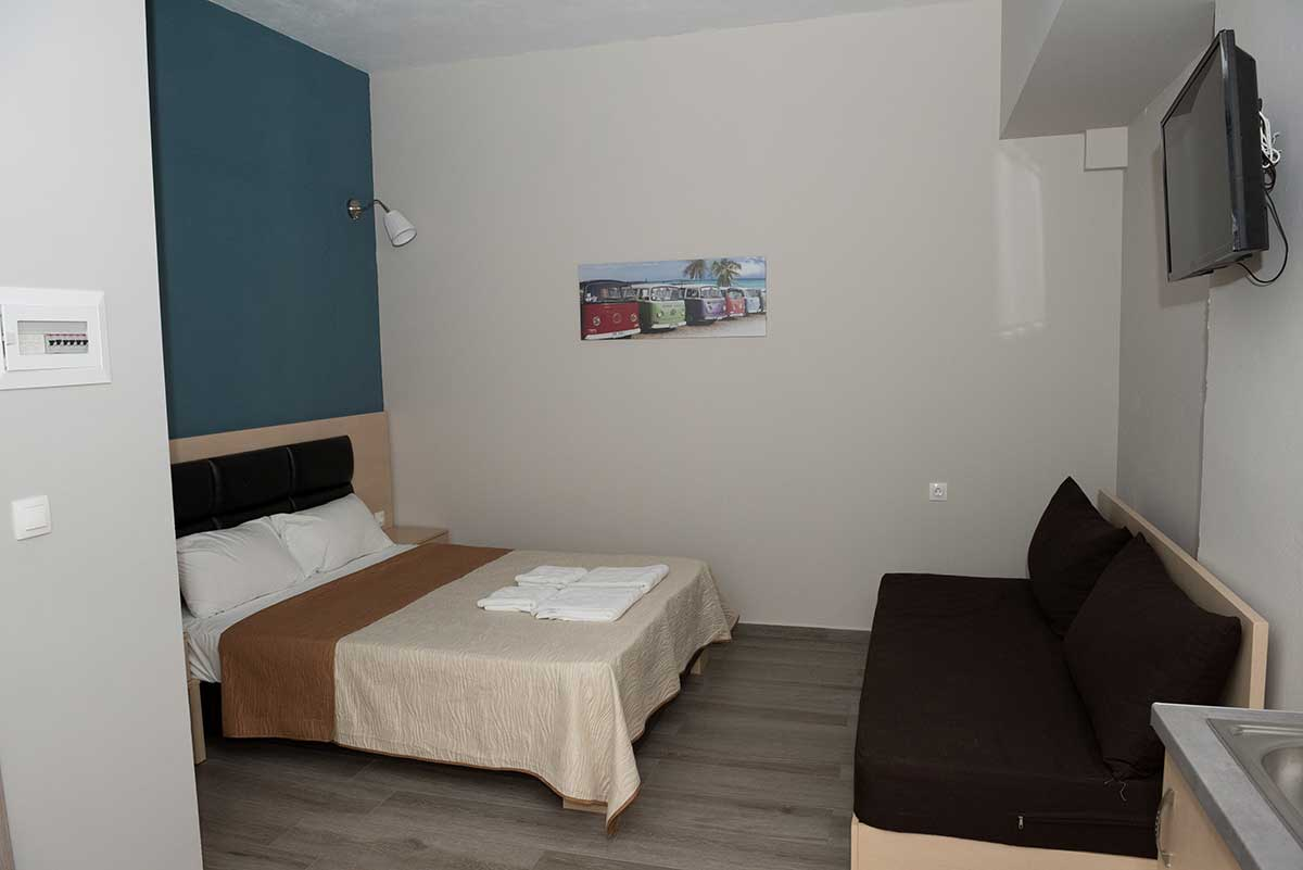 nireus rooms vrachos beach epirus 6