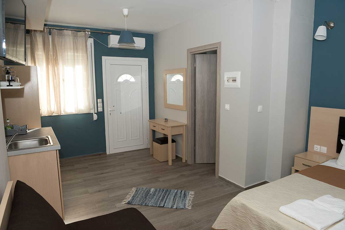 nireus rooms vrachos beach epirus 7