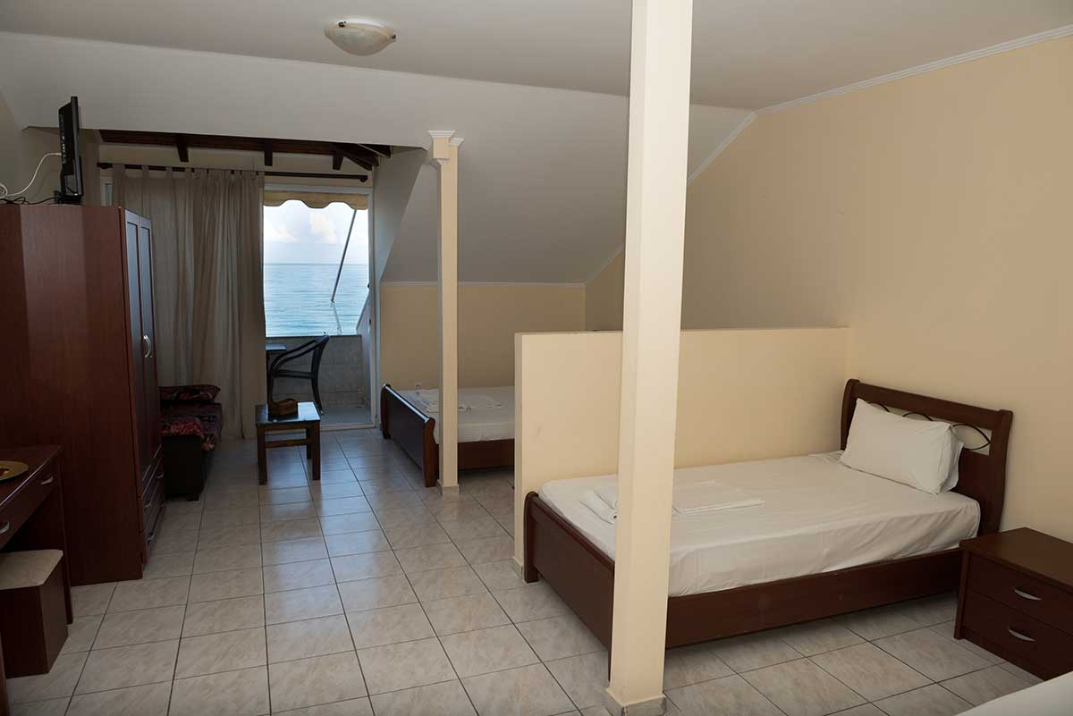 nireus rooms vrachos beach epirus 9