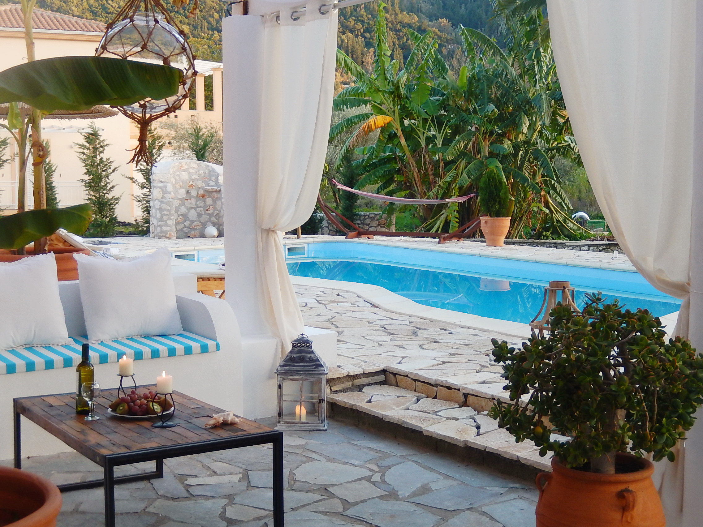 Aliki Villa Vasiliki Lefkada Accommodation Nikana Gr