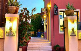 alkyon apartments villas ligia lefkada