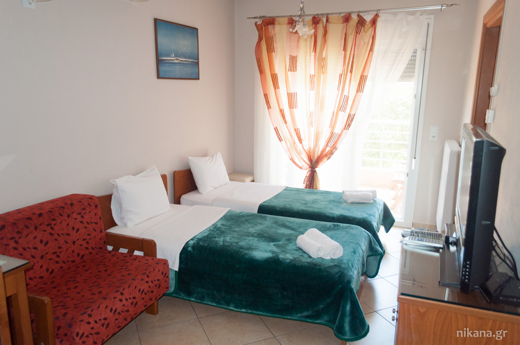 balkan house potos thassos 4+1 app 1st floor room #3 (2)