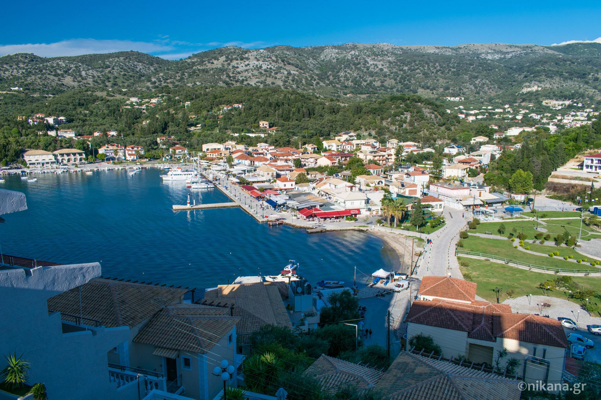 Sivota Epirus Tourist Guide Nikana Gr