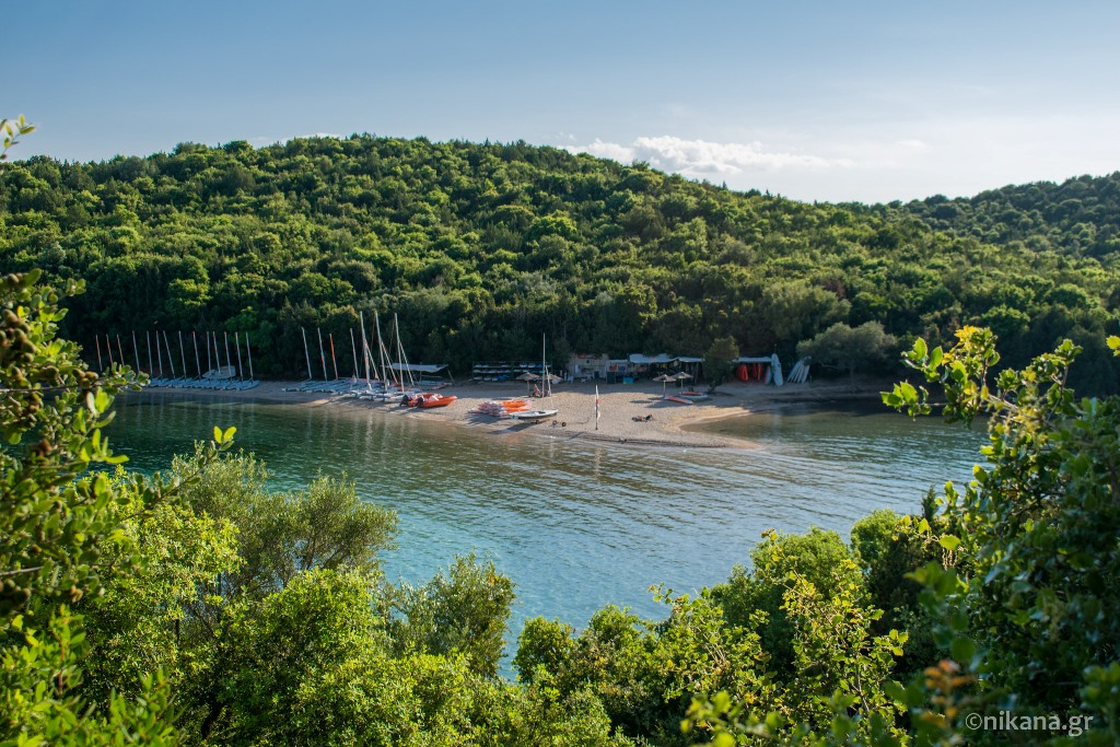 Beaches around Sivota - Epirus tourist guide - Nikana.gr