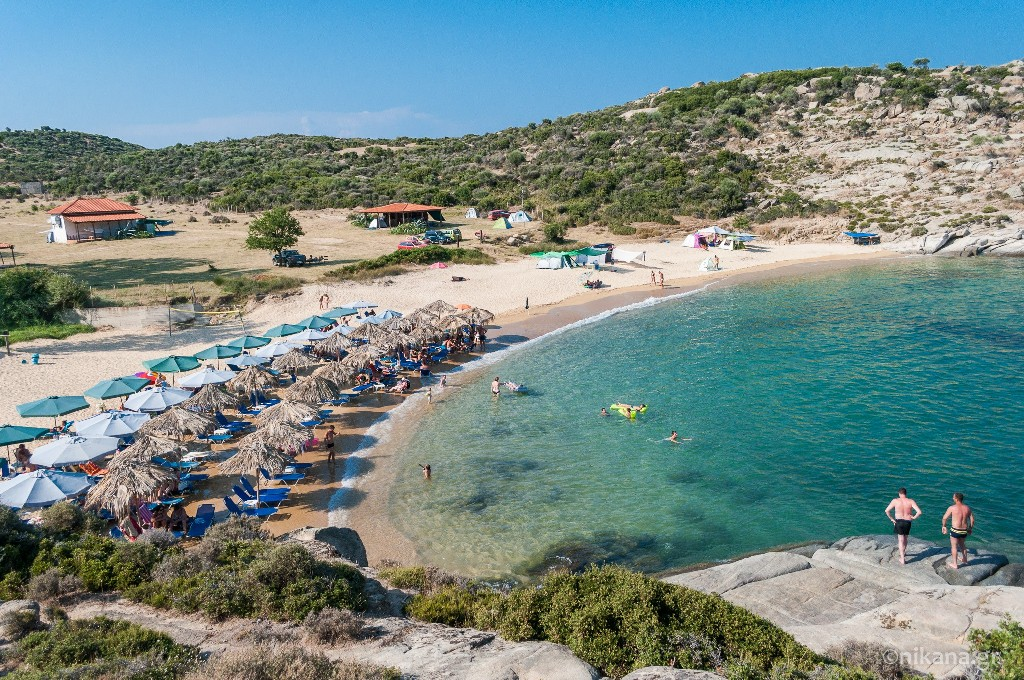 agridia beach sithonia