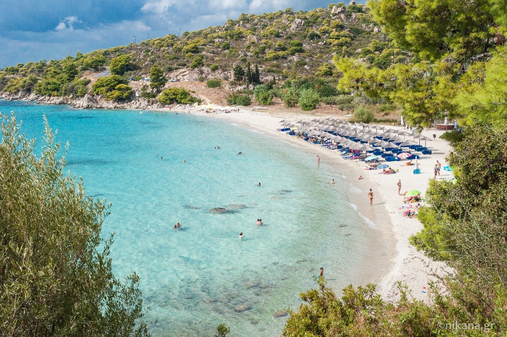 koviou beach sithonia