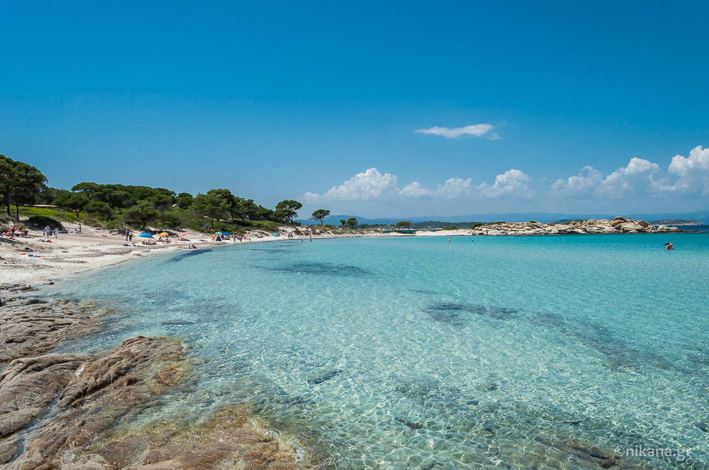 karidi beach sithonia 14