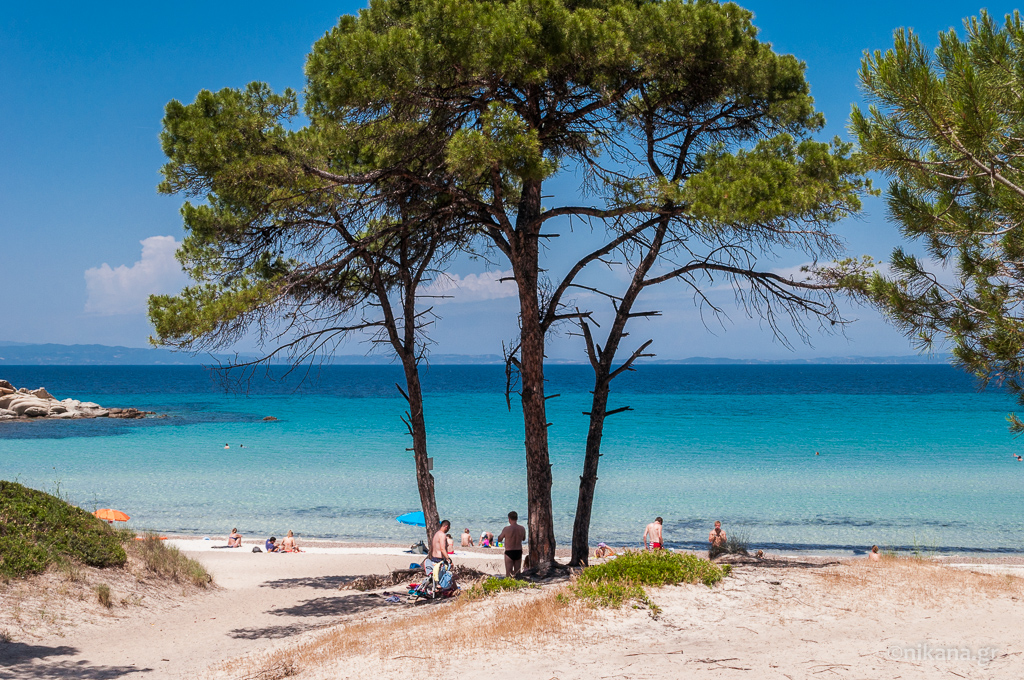 karidi beach sithonia 16