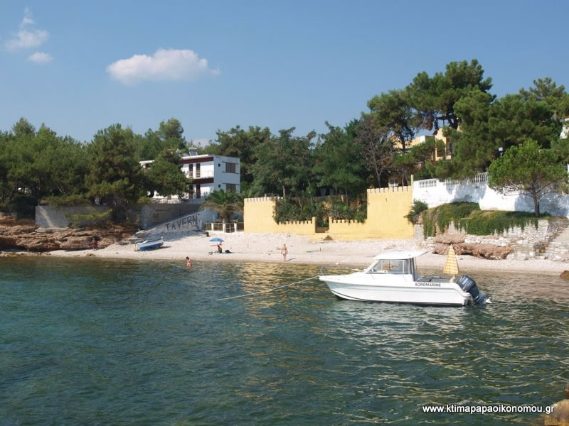 papaoikonomou villa outside potos thassos  (2)