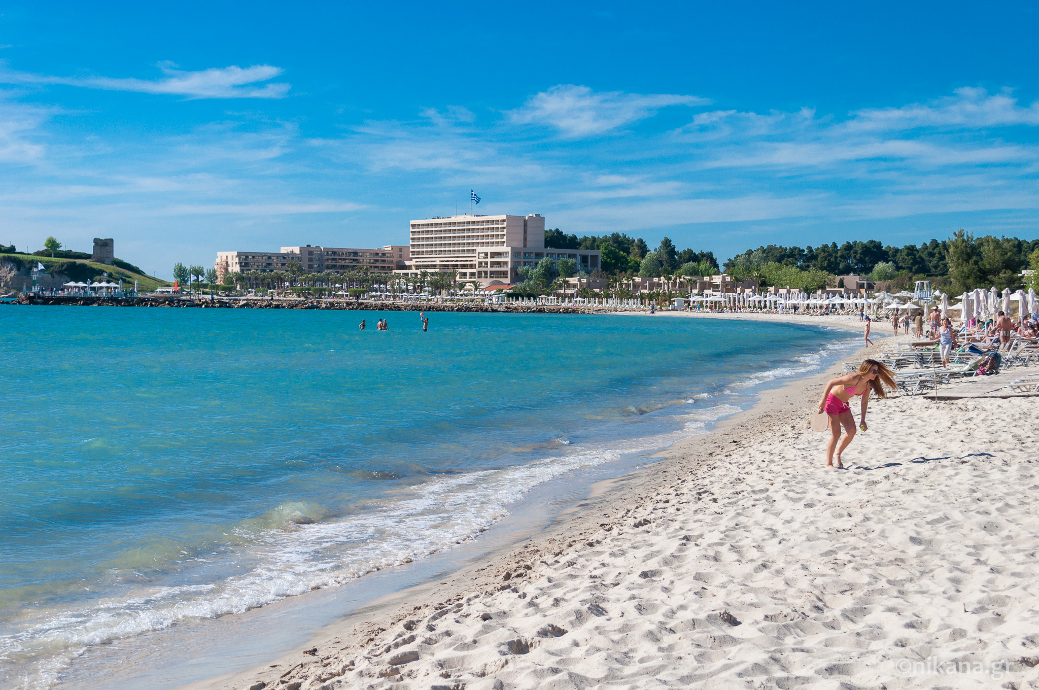 The most beautiful beaches on Kassandra Kassandra tourist guide