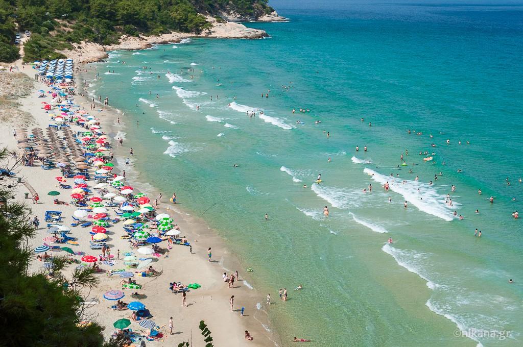Plaze U Okolini Potosa I Limenarije Tasos Vodic Nikana Gr