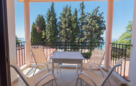porto almira apartments nikiti sithonia 4+1 bed duplex apartment first floor 1