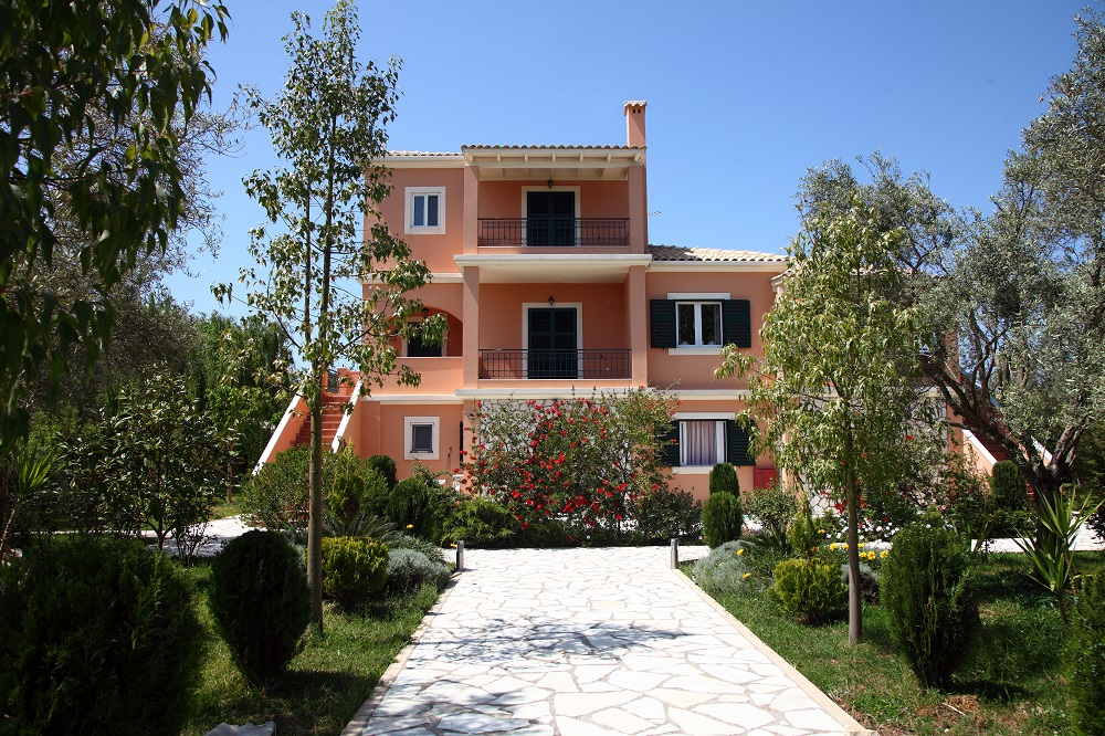 anthias garden apartments lefkas lefkada 1