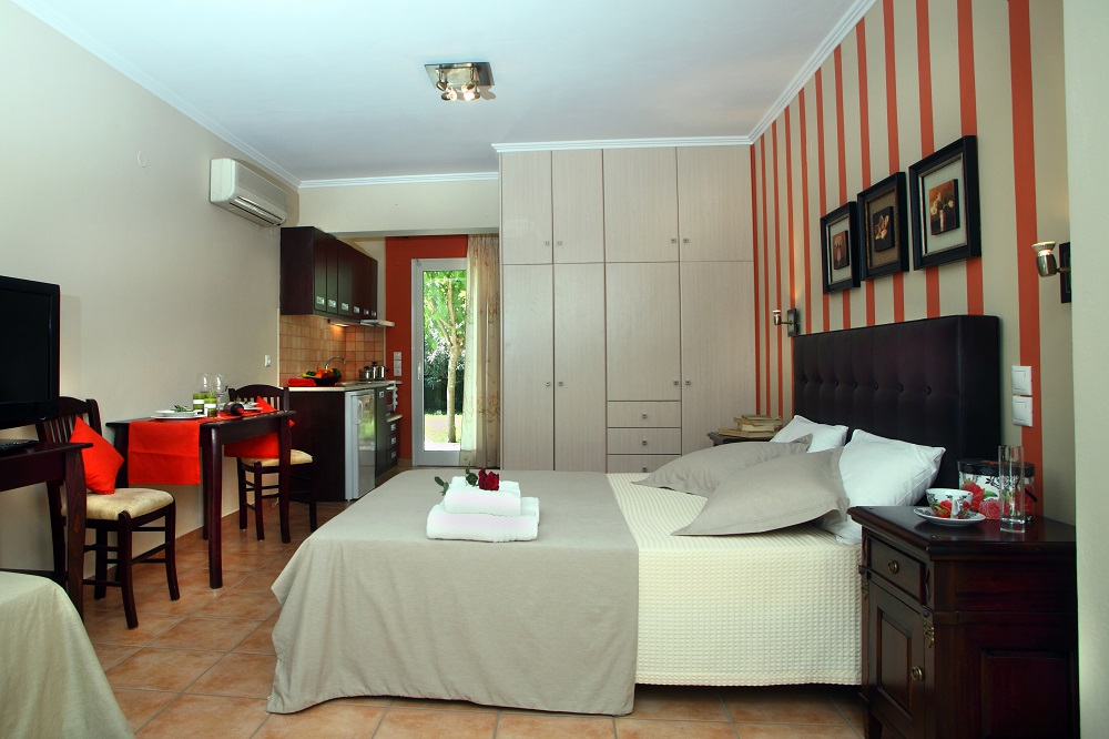 anthias garden apartments lefkas lefkada 3 bed studio 4