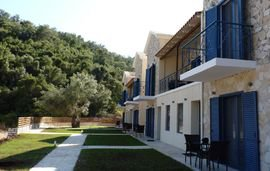 ilianthos apartments and rooms mikros gialos lefkada 2