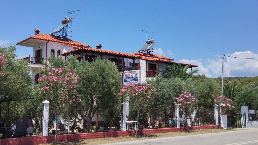 mantzanas apartments akti salonikiou sithonia 2