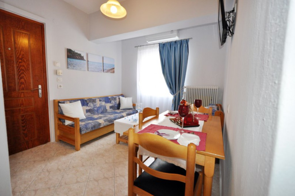 Green View Apartments Limenas Thassos Accommodation