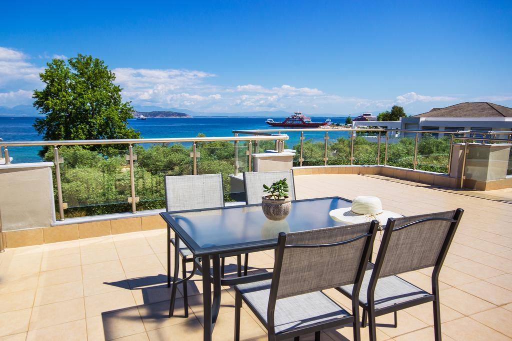 Bivas Apartments Limenas Thassos Accommodation Nikanagr