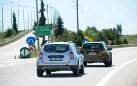 travel by car to lefkada 3