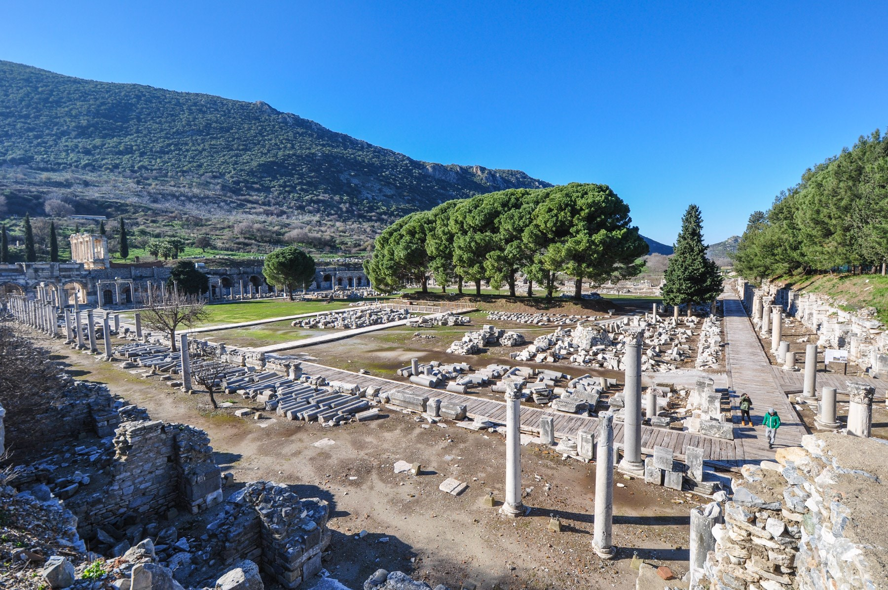 philippi greece agora 1