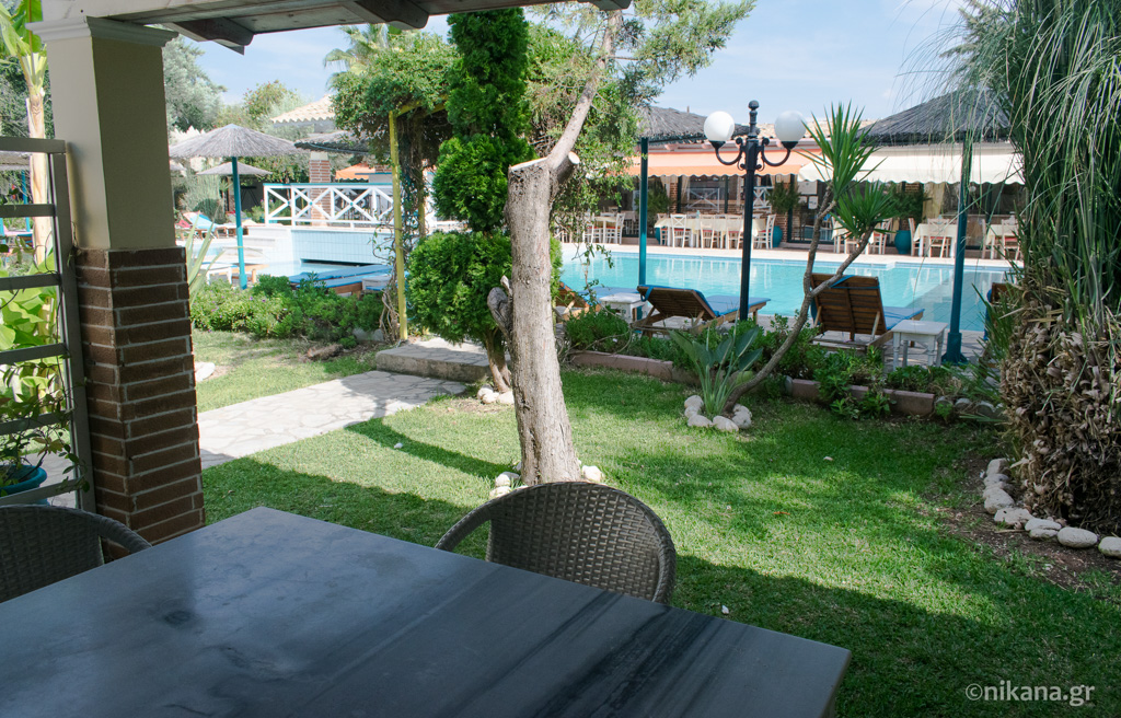 villagio maistro apartments agios ioannis lefkada 4 bed apt  ground floor  (13)