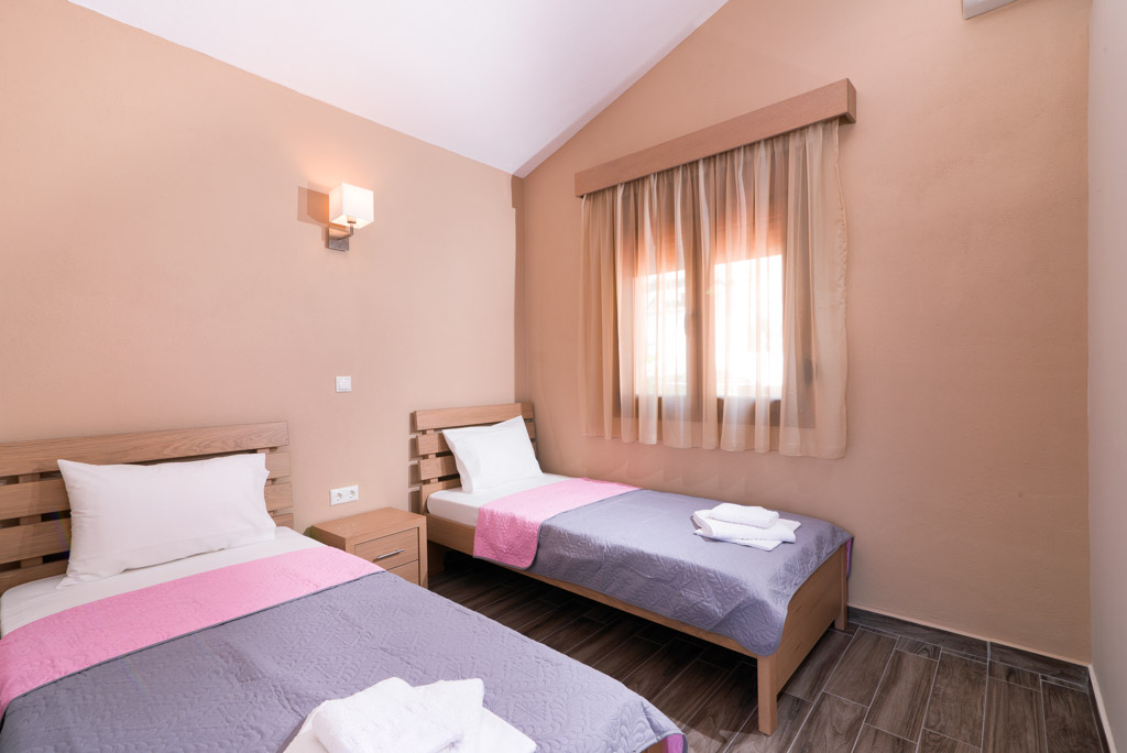 kapsogeorgis rooms kinira thassos 4 bed studio sea view  (5)