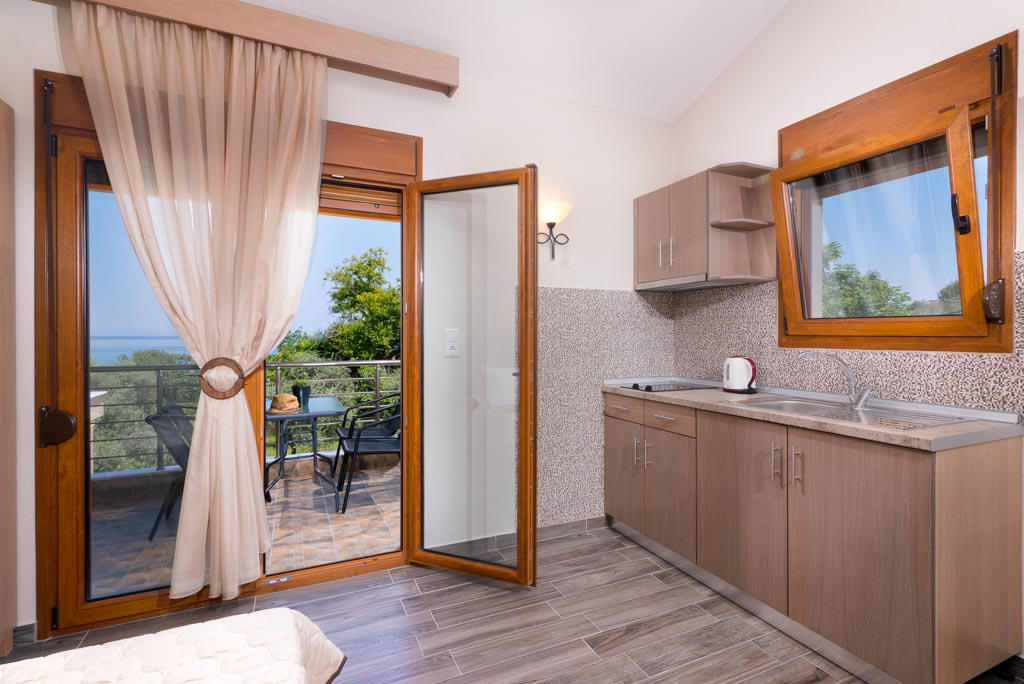 kapsogeorgis rooms kinira thassos 4 bed studio sea view  (7)